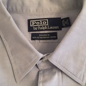 Polo Ralph Lauren Andrew Classic Oxford Button Up